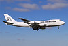 Southern Air (2nd) Boeing 747-281F N758SA (msn 23138) MSE (Keith Burton). Image: 904754.