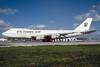 Southern Air Transport (1st) Boeing 747-212B (F) N745SJ (msn 20888) MIA (Bruce Drum). Image: 103155.