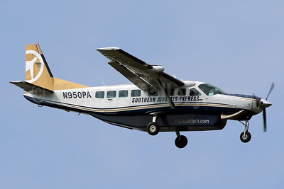Southern Airways Express Cessna 208B Grand Caravan N950PA (msn 208B1063) IAD (Brian McDonough). Image: 934905.
