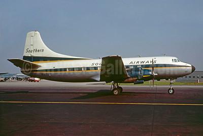 Southern Airways Martin 404 N149S (msn 14141) ATL (Bruce Drum). Image: 103379.