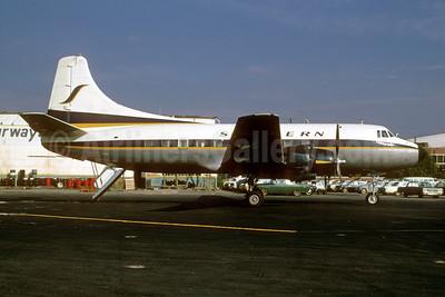 Southern Airways Martin 404 N581S (msn 14247) ATL (Bruce Drum). Image: 102374.