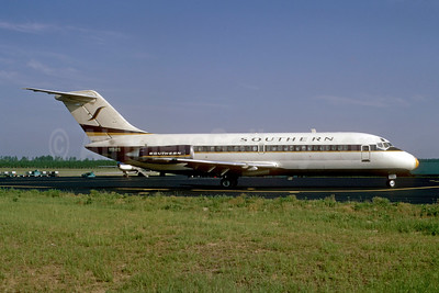 Southern Airways Douglas DC-9-15 N94S (msn 47204) TLH (Bruce Drum). Image: 102370.