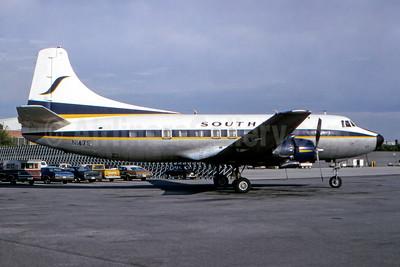 Southern Airways Martin 404 N147S (msn 14161) ATL (Erik Bernhard - Fernandez Imaging Collection). Image: 945834.