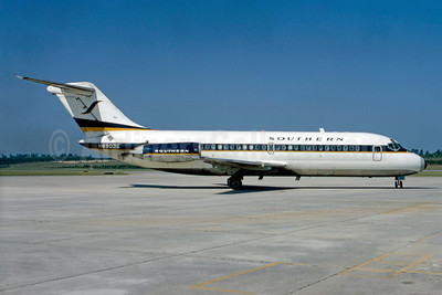 Airline Color Scheme - Introduced 1967 (revised titles)