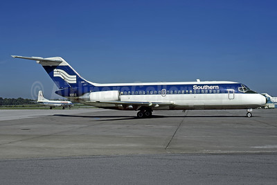 Southern Airways Douglas DC-9-15 N95S (msn 47205) ATL (Rob Rindt Collection). Image: 951565.