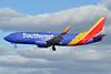 Southwest Airlines Boeing 737-3H4 HL N654SW (msn 28399) BWI (Tony Storck). Image: 925465.