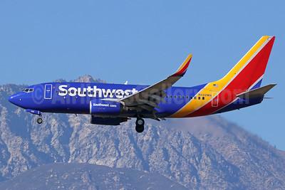 Southwest Airlines Boeing 737-7H4 WL N422WN (msn 29826) ONT (Michael B. Ing). Image: 941278.