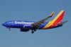 Southwest Airlines Boeing 737-76N WL N7722B (msn 32668) LAS (Jay Selman). Image: 403290.