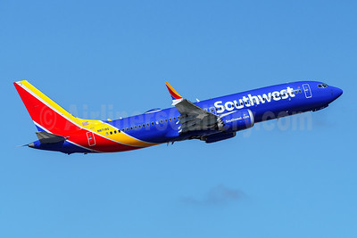 Southwest Airlines Boeing 737-8 MAX 8 N8718Q (msn 42546) FLL (Andy Cripps). Image: 944333.