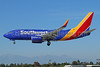 Southwest Airlines Boeing 737-7H4 WL N784SW (msn 29810) LGB (Michael B. Ing). Image: 999222.