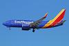 Southwest Airlines Boeing 737-7CT WL N566WN (msn 32753) LAX (Michael B. Ing). Image: 930595.