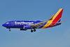 Southwest Airlines Boeing 737-7H4 WL N909WN (msn 32458) LAS (Eddie Maloney). Image: 924875.