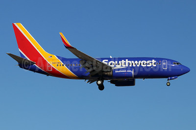 Southwest Airlines Boeing 737-7H4 WL N473WN (msn 33832) SNA (Michael B. Ing). Image: 948234.