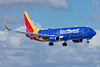 Southwest Airlines  Boeing 737-8H4 SSWL N8507C (msn 41531) FLL (Andy Cripps). Image: 936592.