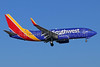 Southwest Airlines Boeing 737-7H4 WL N748SW (msn 29800) SNA (Michael B. Ing). Image: 940060.