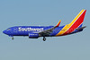 Southwest Airlines Boeing 737-7H4 WL N748SW (msn 29800) LAX (Michael B. Ing). Image: 938506.