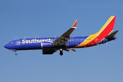 Southwest Airlines Boeing 737-8 MAX 8 N8714Q (msn 36934) PHL (Brian McDonough). Image: 940867.