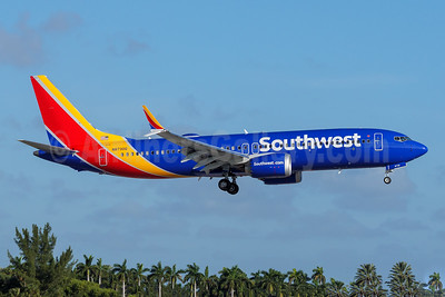 Southwest Airlines Boeing 737-8 MAX 8 N8730Q (msn 37042) FLL (Andy Cripps). Image: 945528.