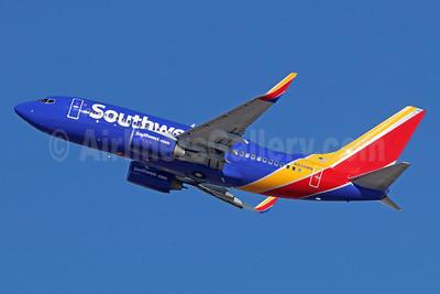 Southwest Airlines Boeing 737-7H4 WL N934WN (msn 36642) LAX (Michael B. Ing). Image: 936588.