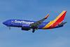 Southwest Airlines Boeing 737-76N WL N7712G (msn 32660) LAX (Michael B. Ing). Image: 925687.