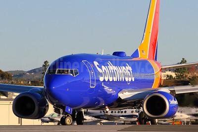 Southwest Airlines Boeing 737-7AD WL N798SW (msn 28438) SNA (Derin Allard). Image: 926654.