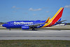 Southwest Airlines Boeing 737-7H4 WL N757LV (msn 29850) FLL (Bruce Drum). Image: 104500.