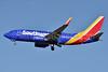 Southwest Airlines Boeing 737-7H4 WL N934WN (msn 36642) DEN (Fred Freketic). Image: 933697.