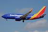 Southwest Airlines Boeing 737-7H4 WL N927WN (msn 36889) LAS (Jay Selman). Image: 403291.