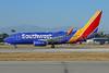 Southwest Airlines Boeing 737-7H4 WL N784SW (msn 29810) LGB (Michael B. Ing). Image: 933225.