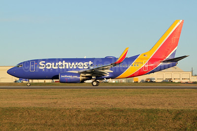 Southwest Airlines Boeing 737-7Q8 WL N7876A (msn 29355) PAE (Nick Dean). Image: 949165.
