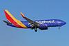 Southwest Airlines Boeing 737-7H4 WL N744SW (msn 29490) SNA (Michael B. Ing). Image: 939564.