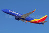 Southwest Airlines  Boeing 737-8H4 SSWL N8501V (msn 41530) LAX (Michael B. Ing). Image: 935939.