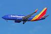 Southwest Airlines Boeing 737-7H4 WL N761RR (msn 27875) LAX (Michael B. Ing). Image: 930579.