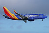 Southwest Airlines Boeing 737-7H4 WL N791SW (msn 27886) LAX (Michael B. Ing). Image: 938510.