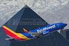 Southwest Airlines Boeing 737-7H4 WL N730SW (msn 27862) LAS (Brandon Farris). Image: 938659.