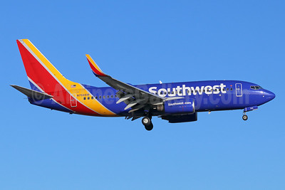 Southwest Airlines Boeing 737-7H4 WL N764SW (msn 27878) SNA (Michael B. Ing). Image: 941460.
