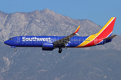 Southwest Airlines  Boeing 737-8H4 SSWL N8602F (msn 38110) ONT (Michael B. Ing). Image: 954362.