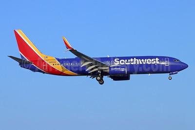 Southwest Airlines  Boeing 737-800 SSWL N8550Q (msn 63579) SNA (Michael B. Ing). Image: 954360.