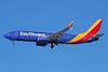 Southwest Airlines  Boeing 737-8H4 SSWL N8644C (msn 35973) LAX (Michael B. Ing). Image: 930597.
