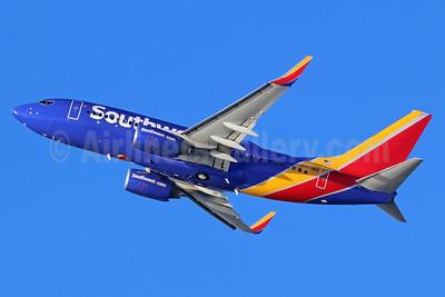 Southwest Airlines Boeing 737-7H4 WL N912WN (msn 36621) LAX (Michael B. Ing). Image: 938666.