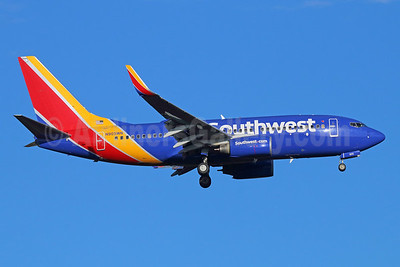 Southwest Airlines Boeing 737-7H4 WL N905WN (msn 36617) SEA (Michael B. Ing). Image: 936586.