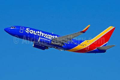 Southwest Airlines Boeing 737-7H4 WL N914WN (msn 36622) LAX (Jay Selman). Image: 403648.