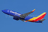 Southwest Airlines Boeing 737-7H4 WL N758SW (msn 27873) LAX (Michael B. Ing). Image: 936582.