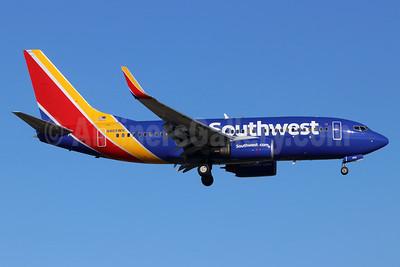 Southwest Airlines Boeing 737-7H4 WL N468WN (msn 33858) SNA (Michael B. Ing). Image: 948233.