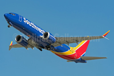 Southwest Airlines Boeing 737-8 MAX 8 N8715Q (msn 42570) FLL (Andy Cripps). Image: 940868.