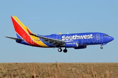 Southwest Airlines Boeing 737-790 WL N560WN (msn 30542) ATL (Jay Selman). Image: 403663.