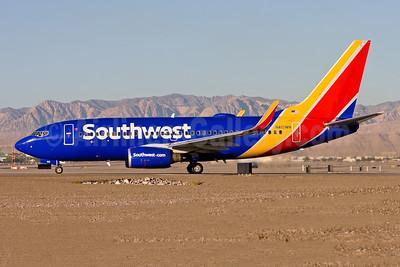 Southwest Airlines Boeing 737-7H4 WL N415WN (msn 29836) LAS (Gunter Mayer). Image: 954355.