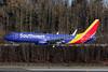 Southwest Airlines Boeing 737-8H4 WL N8654B (msn 37045) BFI (Brandon Farris). Image: 925364.
