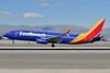 Southwest Airlines Boeing 737-800 SSWL N8503A (msn 38813) LAS (Ken Petersen). Image: 941281.