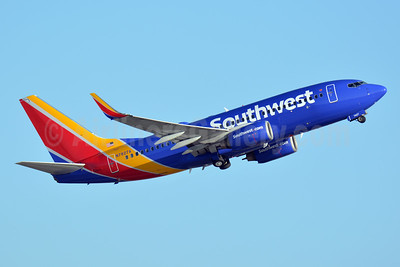 Southwest Airlines Boeing 737-79P WL N7827A (msn 28255) FLL (Jay Selman). Image: 404108.